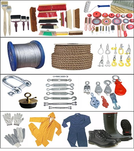 Boat Parts And Supplies : Turkey marden ship supply marine and offshore supplies